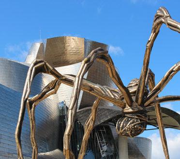 Frank Gehry's Guggenheim Museum