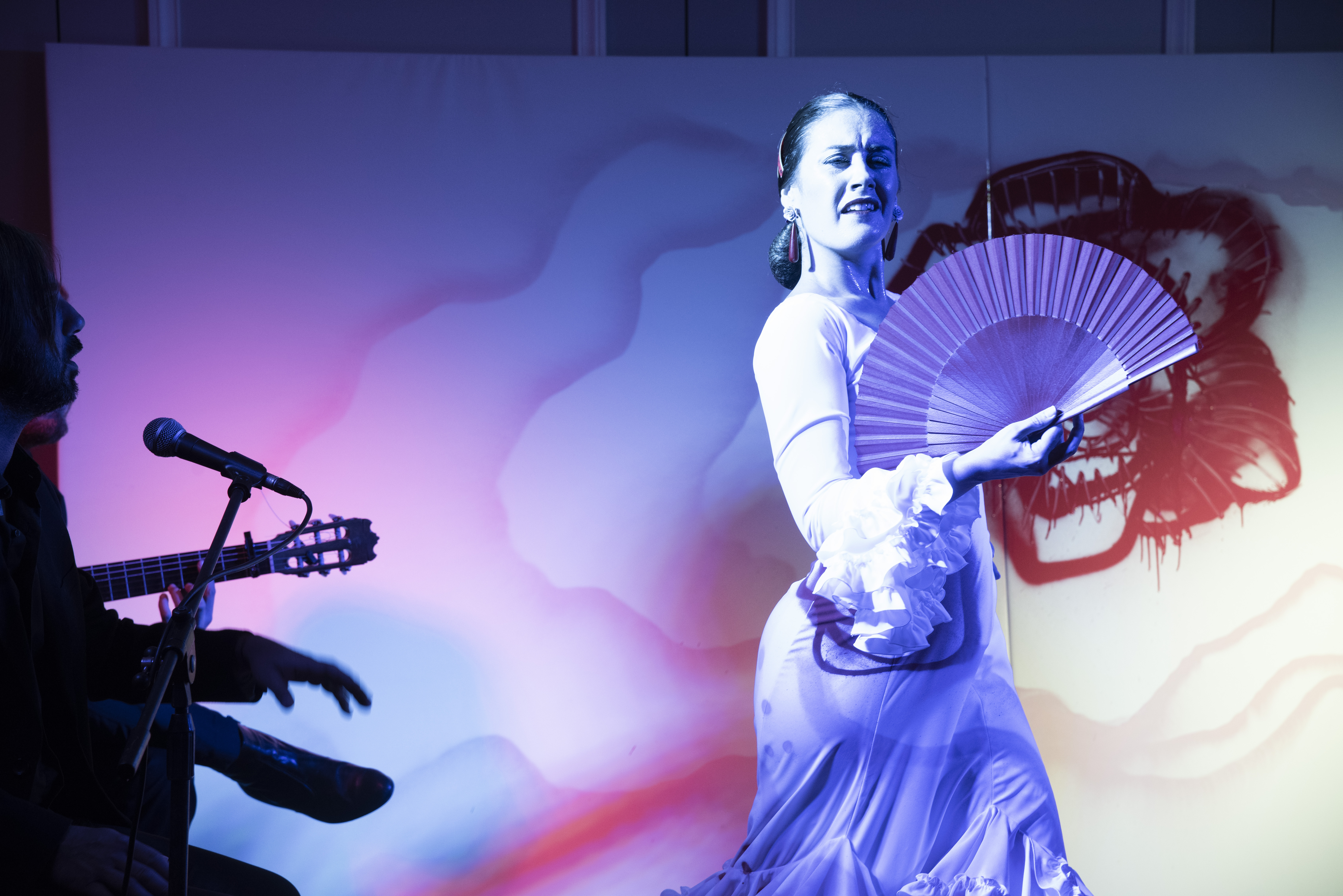 Madrid & Beyond flamenco event
