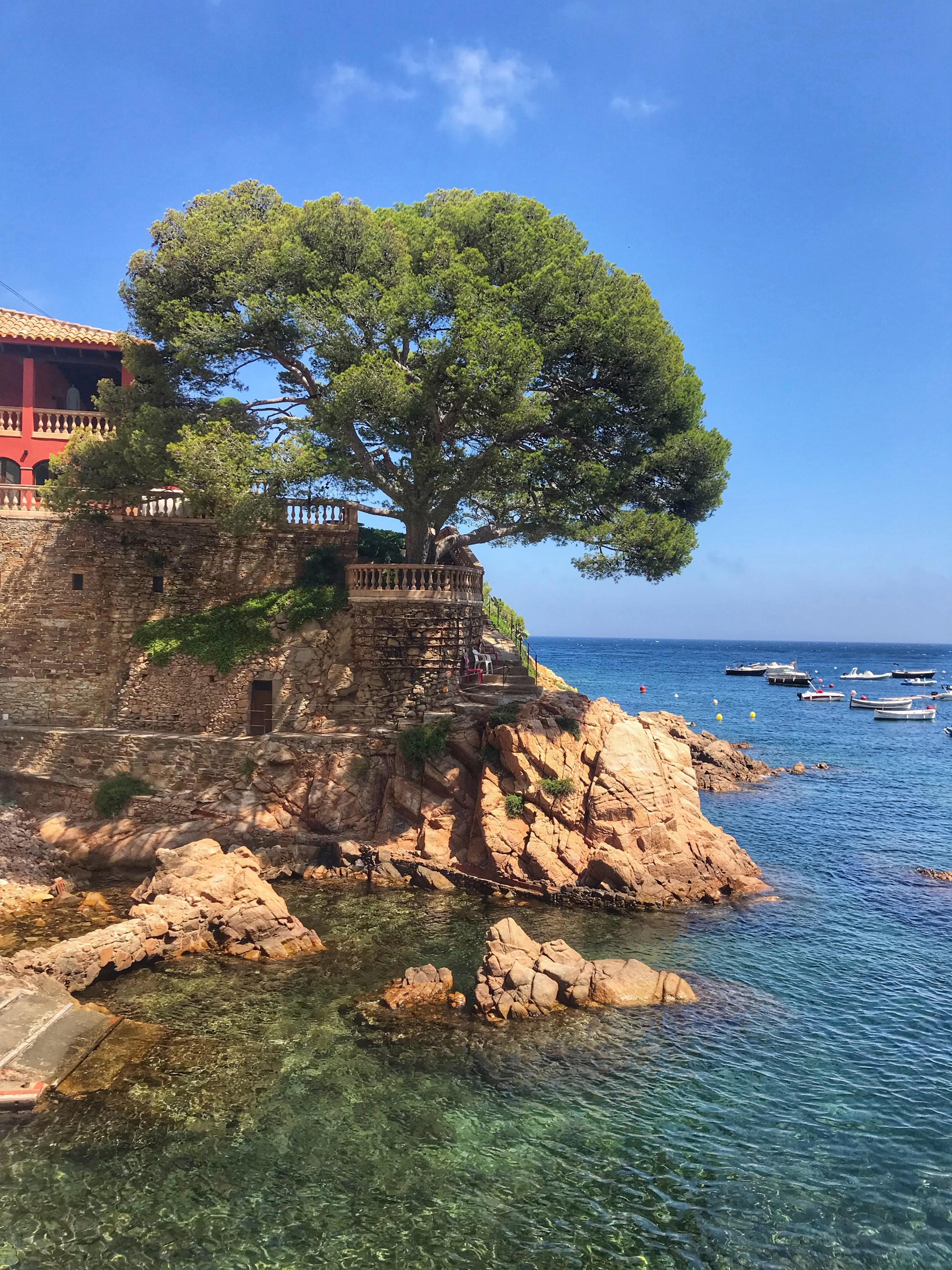 Begur on the Costa Brava